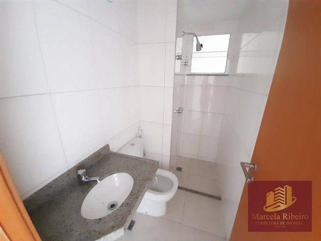 Apartamento à venda, 76 m² por R$ 439.000,00 - Porto das Dunas - Aquiraz/CE - Foto 12