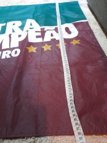 Bandeira  fluminense 1,30 x 88 - Foto 3