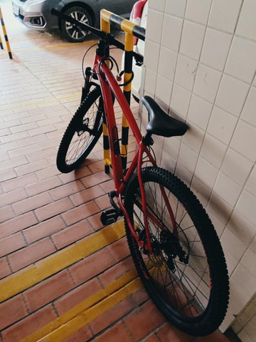 Imperdivel - Super bike Oggi Hacker - Novíssima - Foto 5