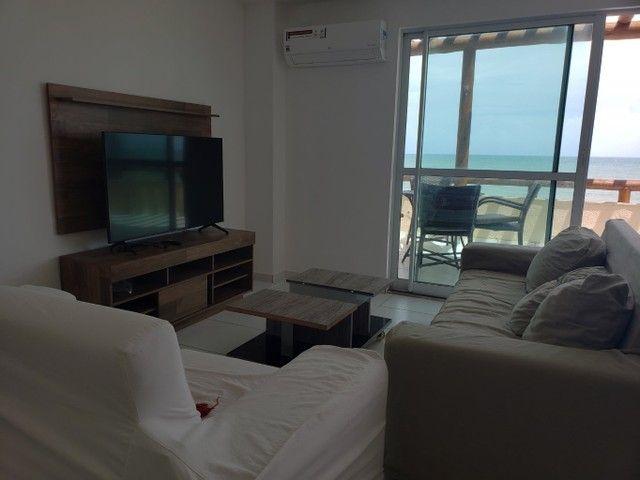 Apartamento para alugueo temporada  com pé na areia na praia do cumbuco 100 m2 - Foto 19
