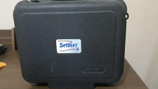 Clarinete Selmer 1400 Sib 17 Chaves  - Foto 6