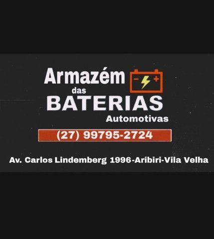 Bateria Extranger 60Ah com 12 meses de Garantia - Foto 3