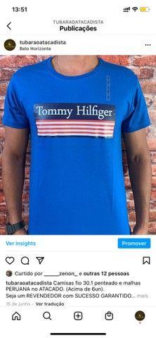 Camisas peruanas atacado - Foto 5