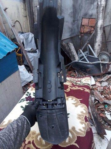 Paralama traseiro da moto CG - Foto 3