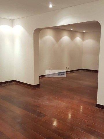Apartamento com 4 dormitórios para alugar, 335 m² por R$ 14.000,00/mês - Chácara Flora - S - Foto 5