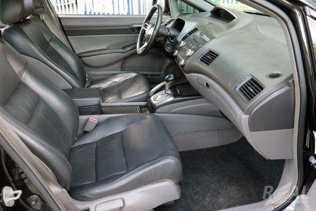 Honda Civic LXS 1.8 Automático Flex Financia Até 60X Com Apenas 5 Mil De Entrada - Foto 10