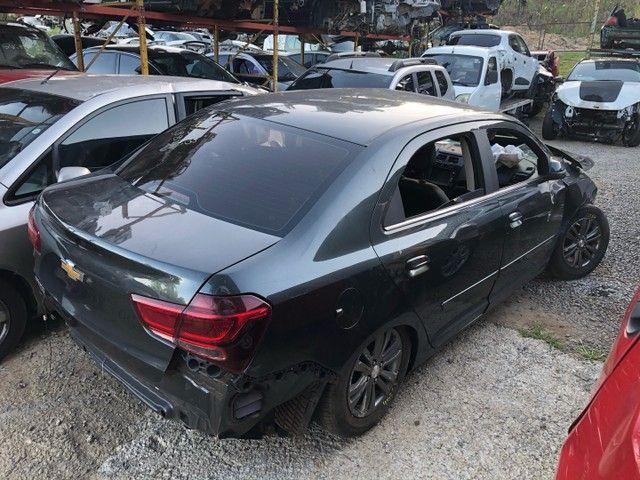 Gm cobalt 2019 1.8 aut. Vendido em peças  - Foto 2