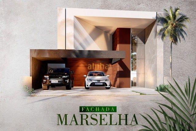 duplex para venda tem 168 metros quadrados com 3 quartos em Jacunda - Aquiraz - CE