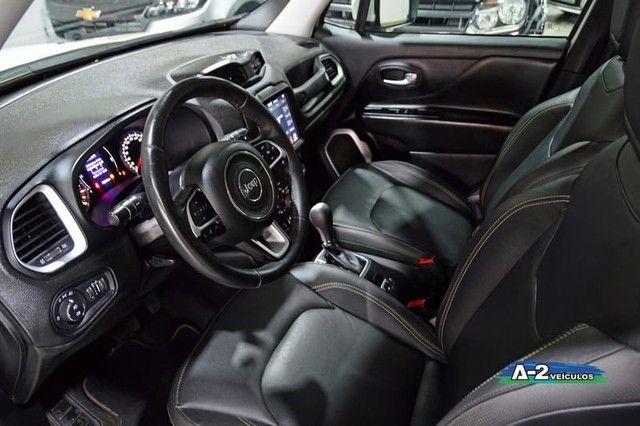 Jeep Renegade 1.8 Limited (Flex) (Aut) - 2019 - Foto 17