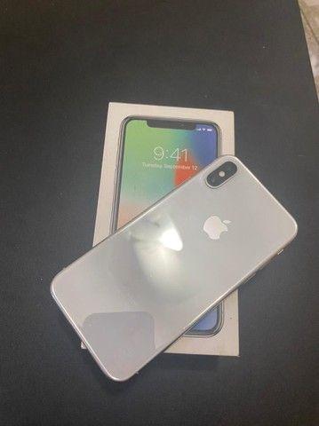 iPhone X 64 branco