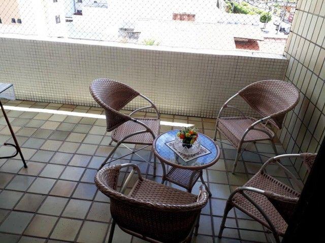Apto 3 suítes, 2 vagas, 150 m² - R$ 650 mil - Dionísio Torres - Fortaleza/CE - Foto 5