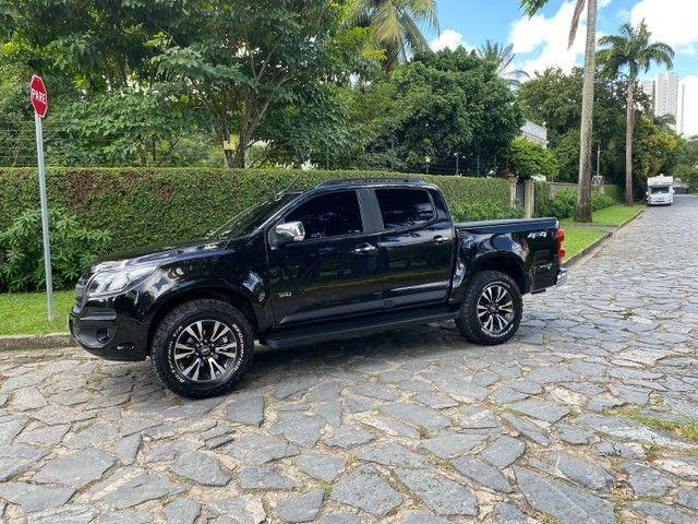 S10 LTZ turbo diesel 2019 único dono  - Foto 5