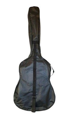 Bag acolchoada para violão Rozini  - Foto 4