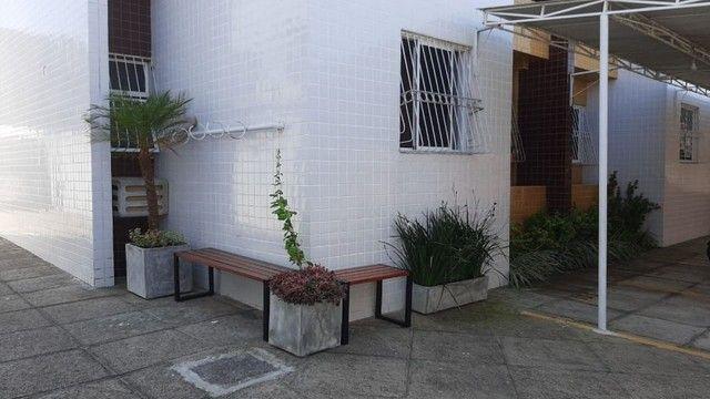 Apartamento de 01 quarto no bancários, com piscina churrasqueira e salão de festas - Foto 14