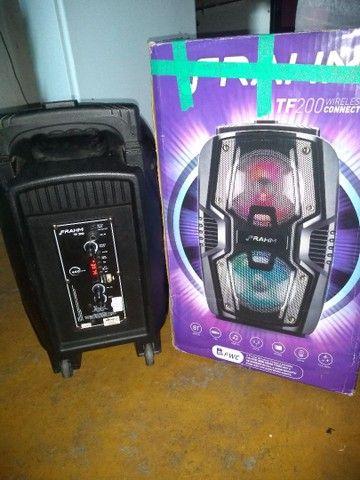 Vendo uma caixa de som muito boa ela está nova pouco tempo de uso - Foto 3