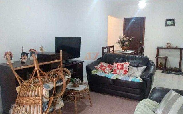 Apartamento em Praia grande - Canto do Forte, SENDO: 02 dormitórios, 01 sala ampla - Foto 4