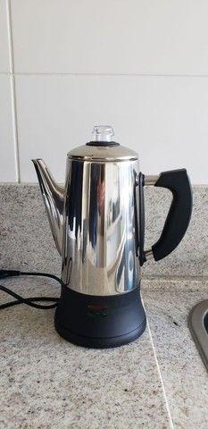 Cafeteira Inox 127V