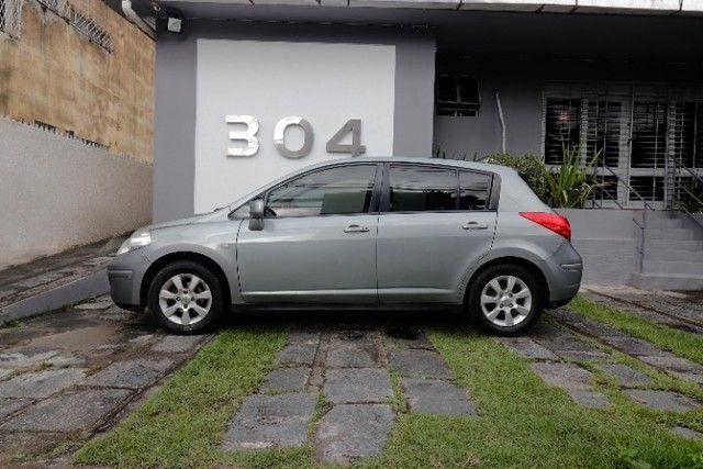 Nissan Tiida 1.8 16V MT Flex - Foto 3