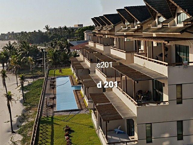 Apartamento para alugueo temporada  com pé na areia na praia do cumbuco 100 m2 - Foto 10
