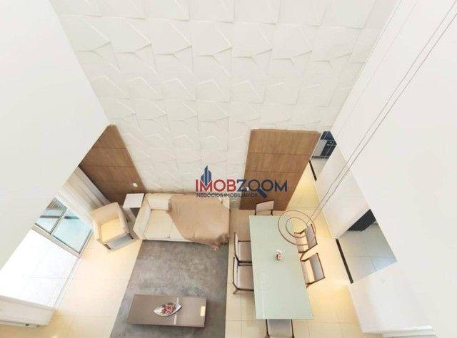 Casa com 3 dormitórios à venda, 97 m² por R$ 319.000,00 - Jacunda - Aquiraz/CE - Foto 7
