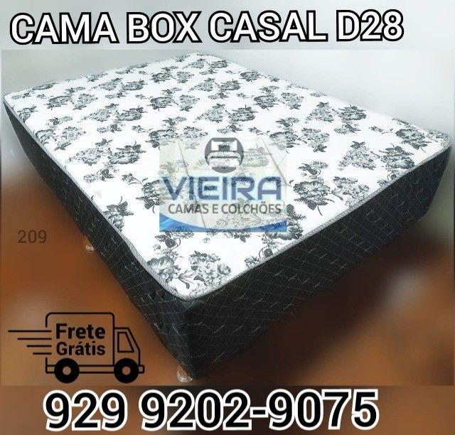 cama box casal entrega gratis ###! - Foto 2