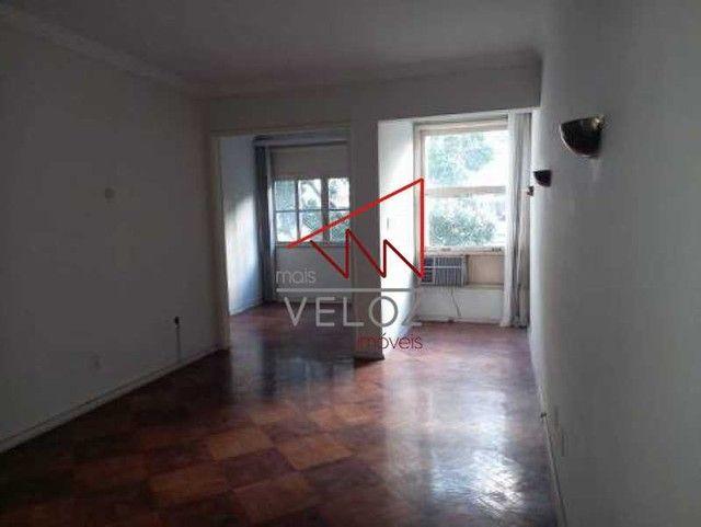 Apartamento à venda com 3 dormitórios em Laranjeiras, Rio de janeiro cod:LAAP32252 - Foto 4