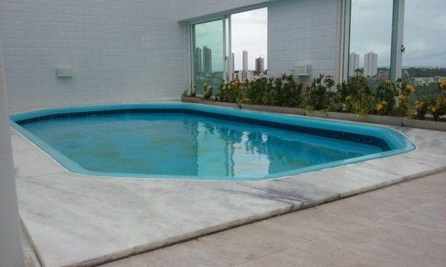Apartamento com 01 quarto no bancários, elevador e piscina - Foto 5