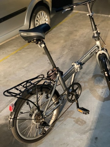 Bicicleta articulada - Foto 3