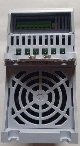 Inversor de Frequência WEG CFW500 380V 2.6A 1CV Novo - Foto 4