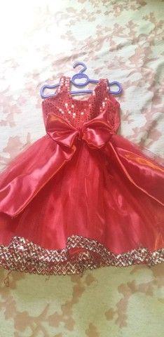 Vendo vestidos infantis   - Foto 4