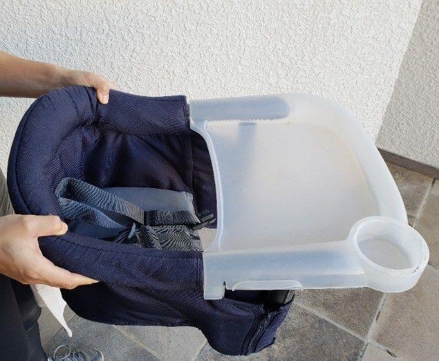 Cadeira Alimentação encaixe mesa Bebê - Inglesina