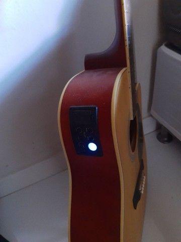 Vendo violão Giannnini