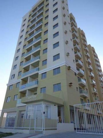 Vendo apartamento no residencial pacífico clube