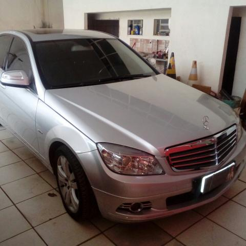 Mercedes C200 Kompressor Advantgard