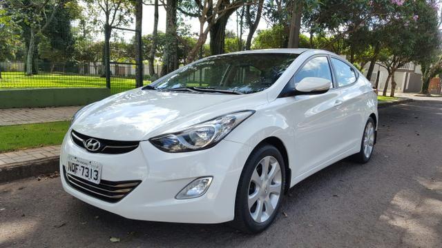 Hyundai Elantra Gls Aut Caramelo 2012 - Modelo exclusivo