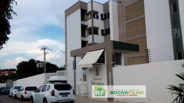 Apartamento, Planalto Ininga, Teresina-PI