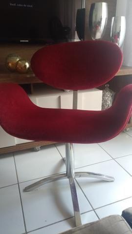 Cadeira de Aluminio