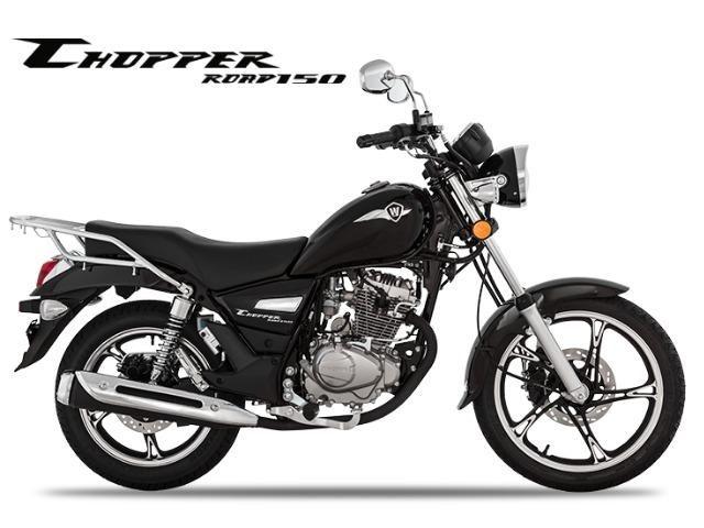 Suzuki Haojue Chopper 150c - Oferta