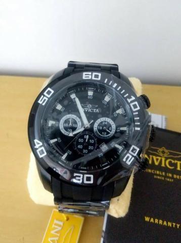 a8c0a0e17d4 Relógio Invicta Pro Diver - Parcelado em até 12 vezes - Mais modelos na  descrição