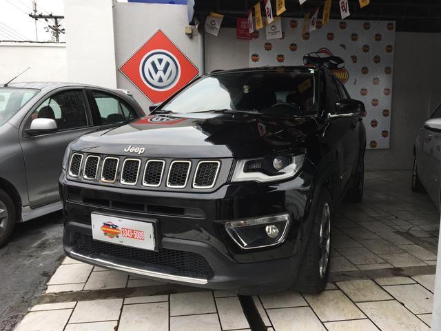 Jeep Compass 2017 2.0 Flex Limited 4x2 - Foto 3