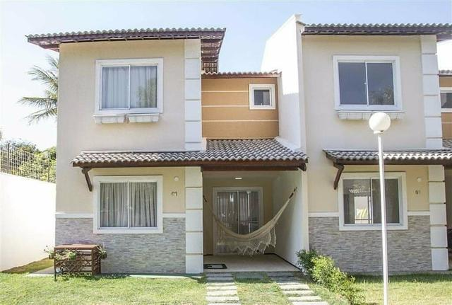 Casas em condomínio com três suítes no município de Aquiraz - Foto 8