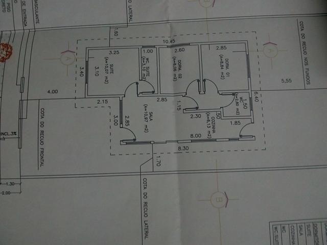 Bela Casa 03 Dormitórios entrada de R$ 20.000,00 e parcelas direto comigo.¨Oportunidade ¨ - Foto 4