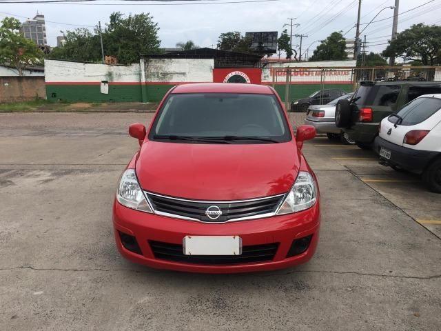 Nissan Tiida 1.8 S Único Dono Completo Excelente Estado - Foto 5