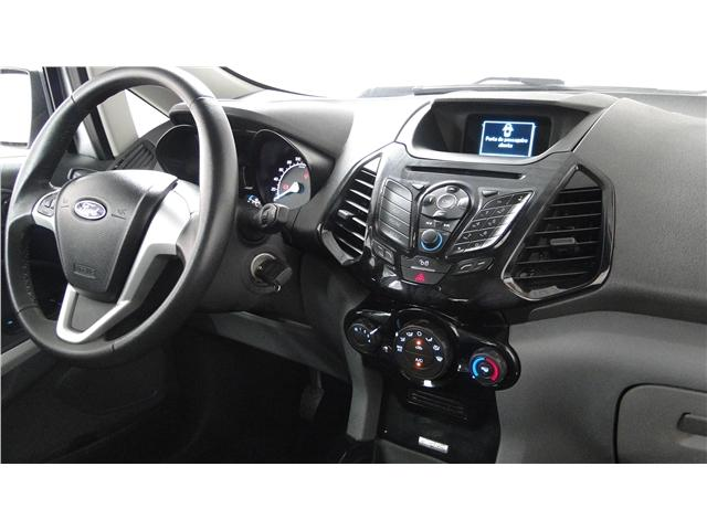 Ford Ecosport 1.6 freestyle 16v flex 4p manual - Foto 13