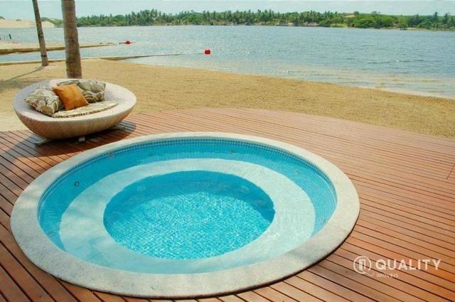 Casa na Lagoa do Uruaú com 6 suítes à venda, por R$ 5.800.000 Porteira fechada- Beberibe - Foto 19