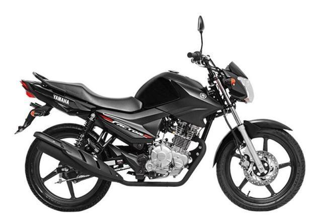 Yamaha Factor 125i UBS 2020 0km