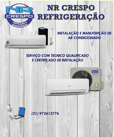 Câmaras frias, balcões de frios ou congelados, carga de gás refrigerante- freezers, gel - Foto 2