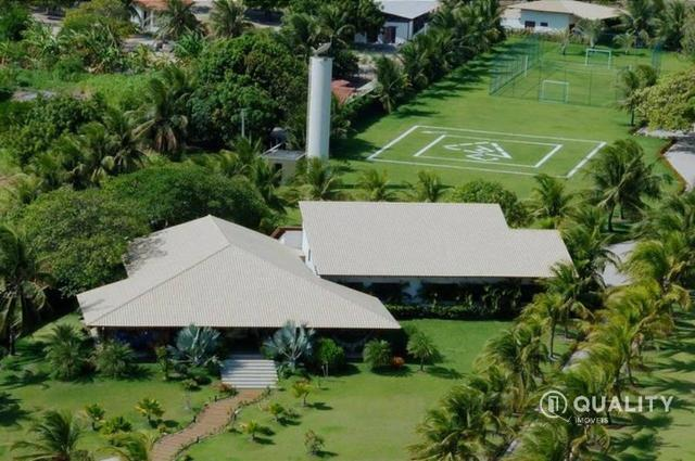 Casa na Lagoa do Uruaú com 6 suítes à venda, por R$ 5.800.000 Porteira fechada- Beberibe - Foto 7