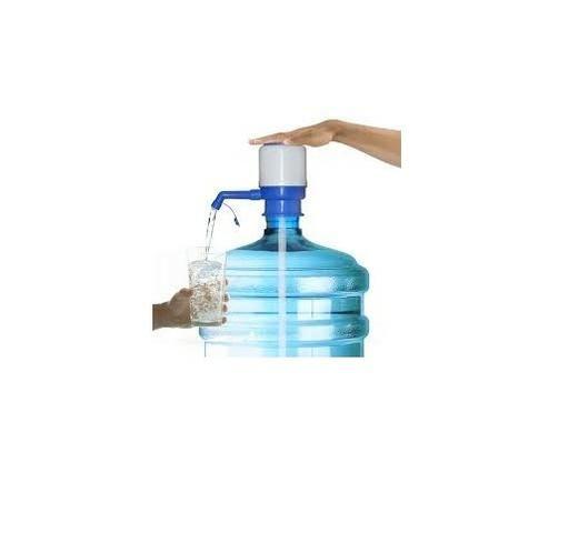 (NOVO) Bomba para galão de água de 10 e 20 litros - Foto 3