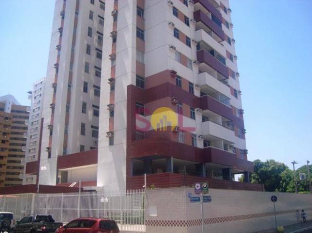 Apartamento com 3 dormitórios próximo ao riverside, 97 m² por r$ 420.000 - jóquei - teresi